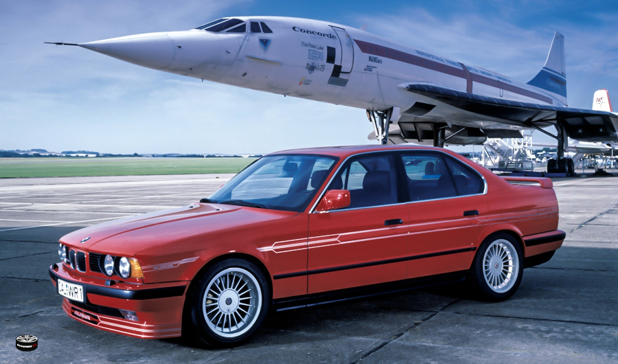 Alu kola BMW ALPINA