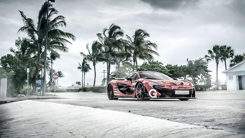 McLaren Gumball 3000
