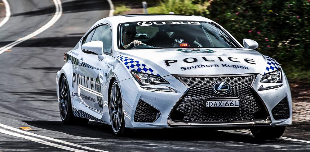 Lexus Policie
