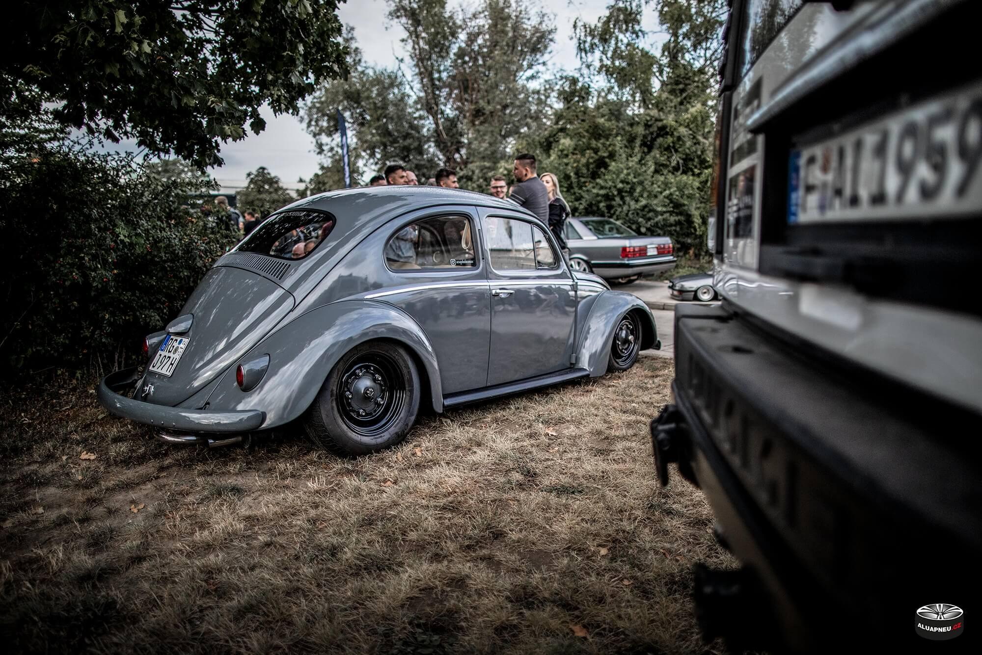 Tuning kola Vw Beetle - XS Classic Carnight 5.0 - Drážďany tuning sraz 2019 - www.aluapneu.cz