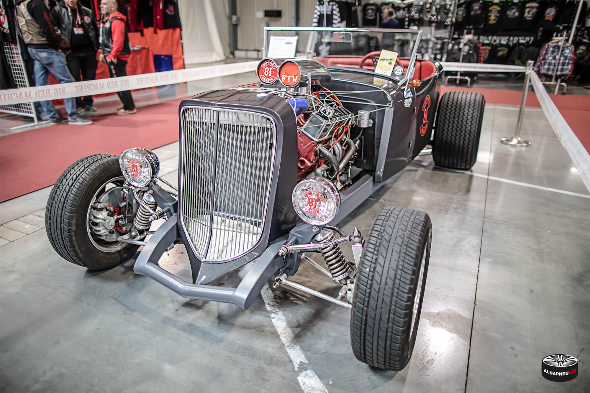 HotRod - Autosalon Praha 2019 - www.aluapneu.cz