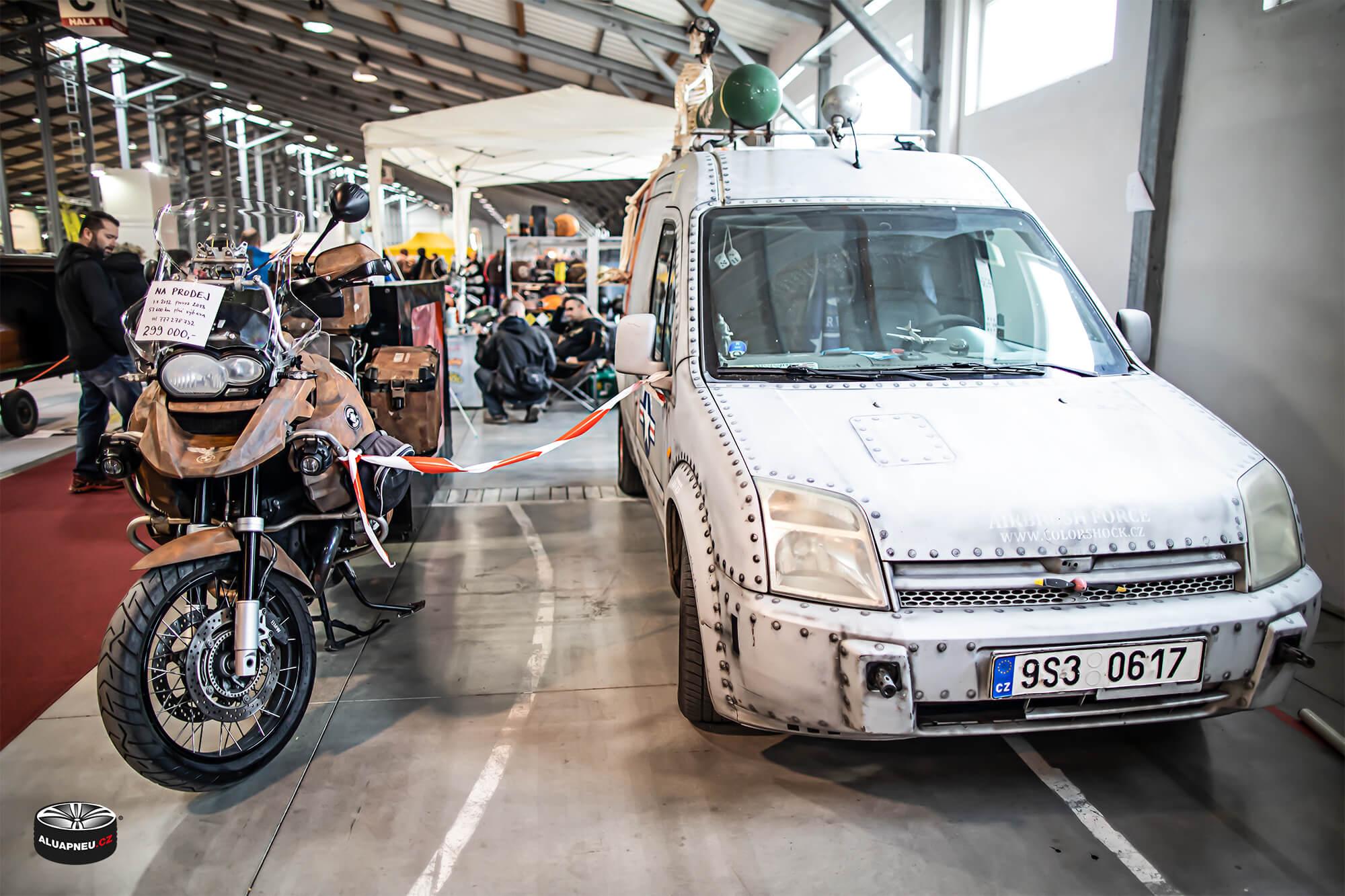 Ford performance - Autosalon Praha 2019 - www.aluapneu.cz