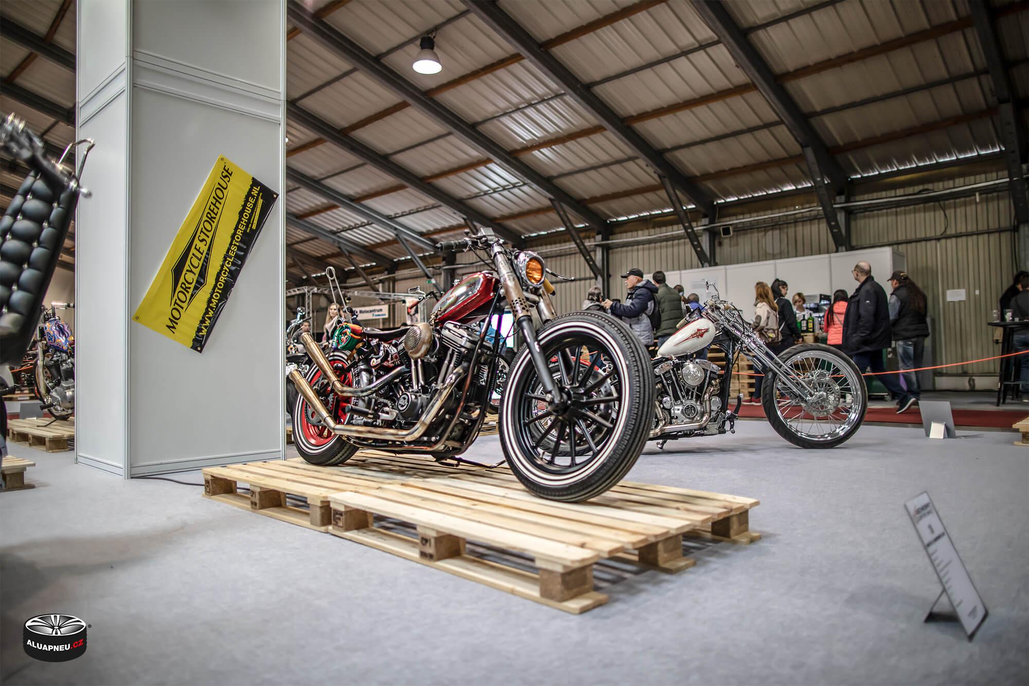 Motoshow - Autosalon Praha 2019 - www.aluapneu.cz