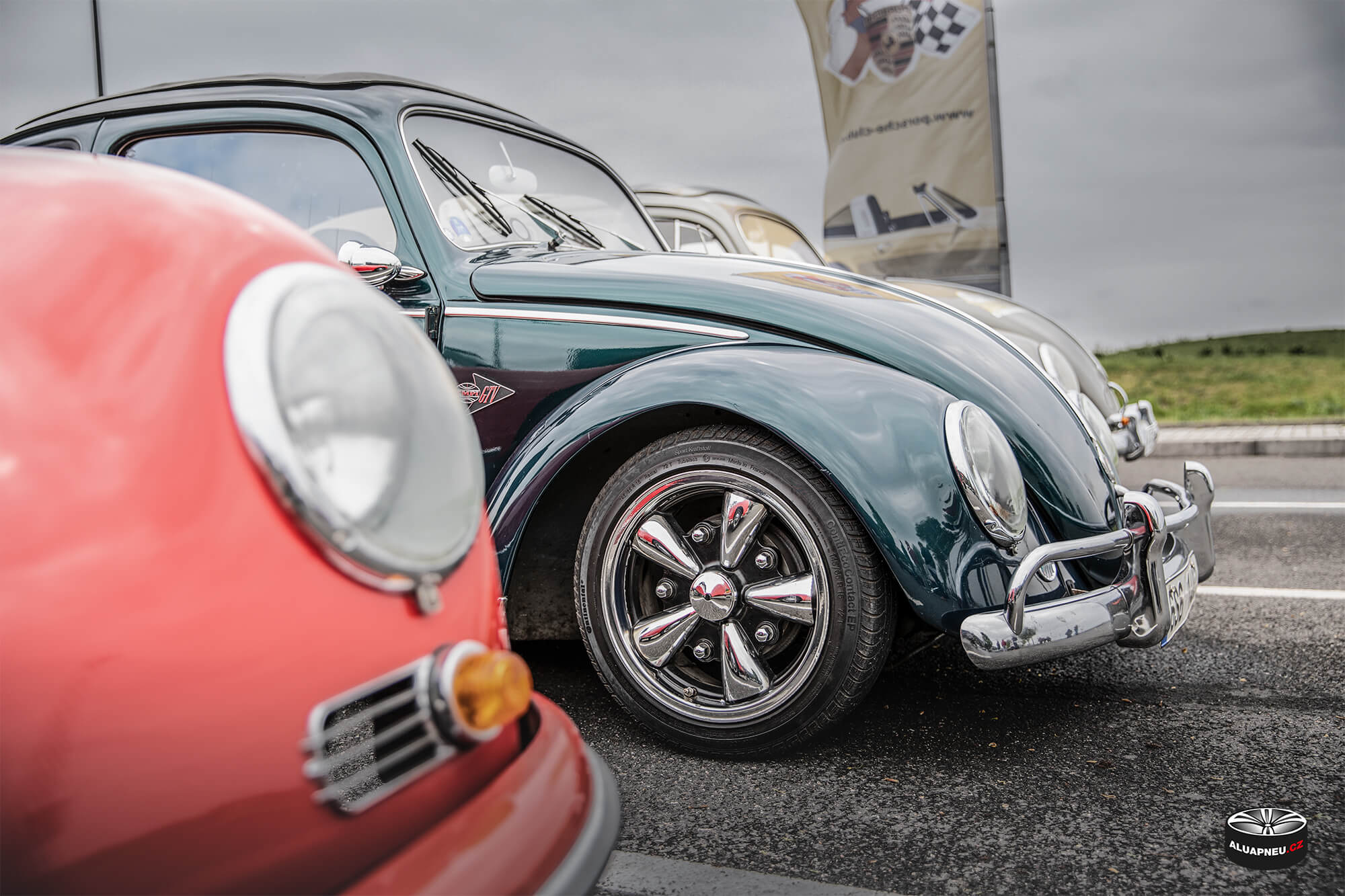Originální kola Volkswagen Beetle - Youngtimer - www.aluapneu.cz
