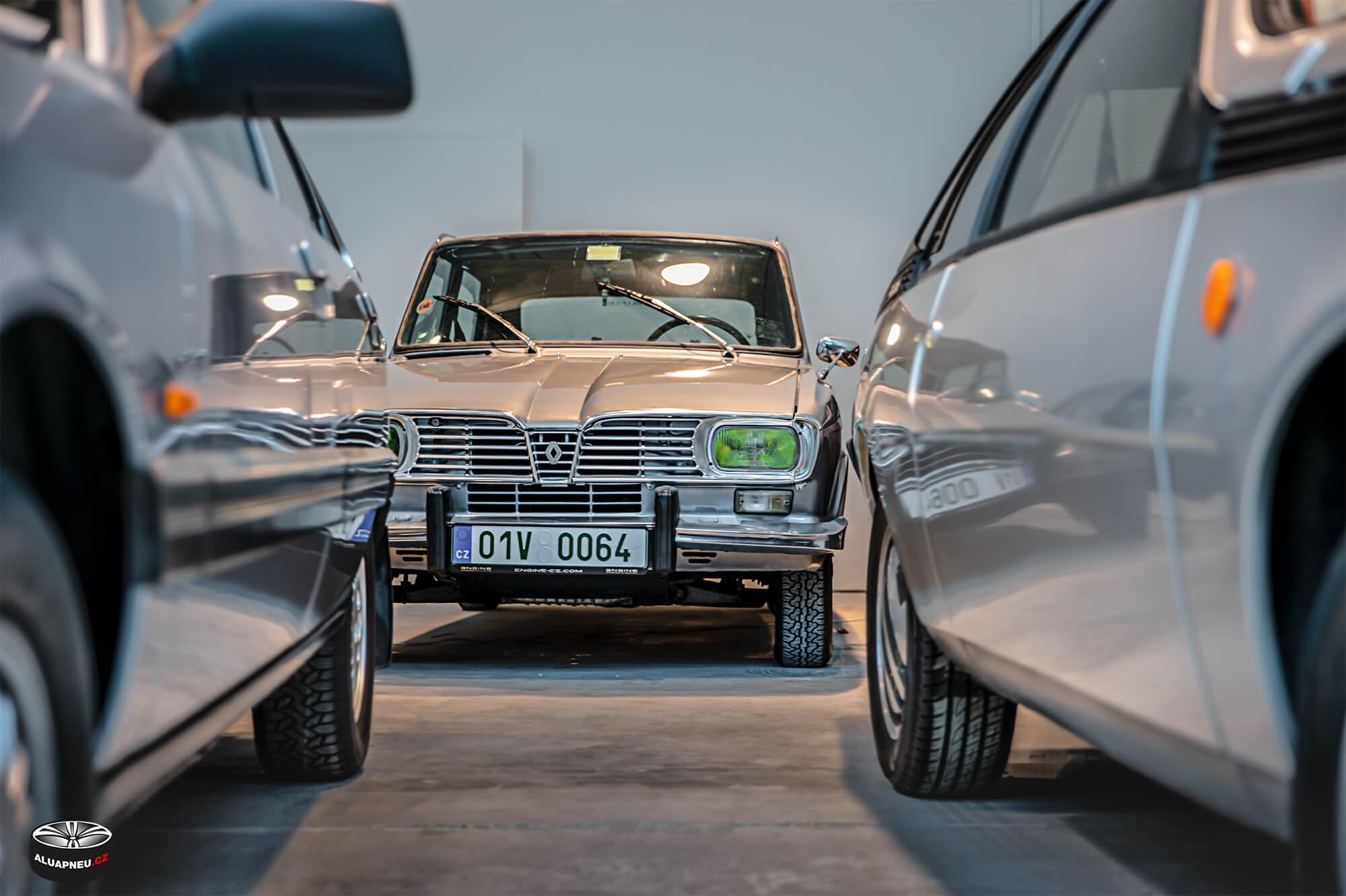 Renault - Youngtimer - www.aluapneu.cz