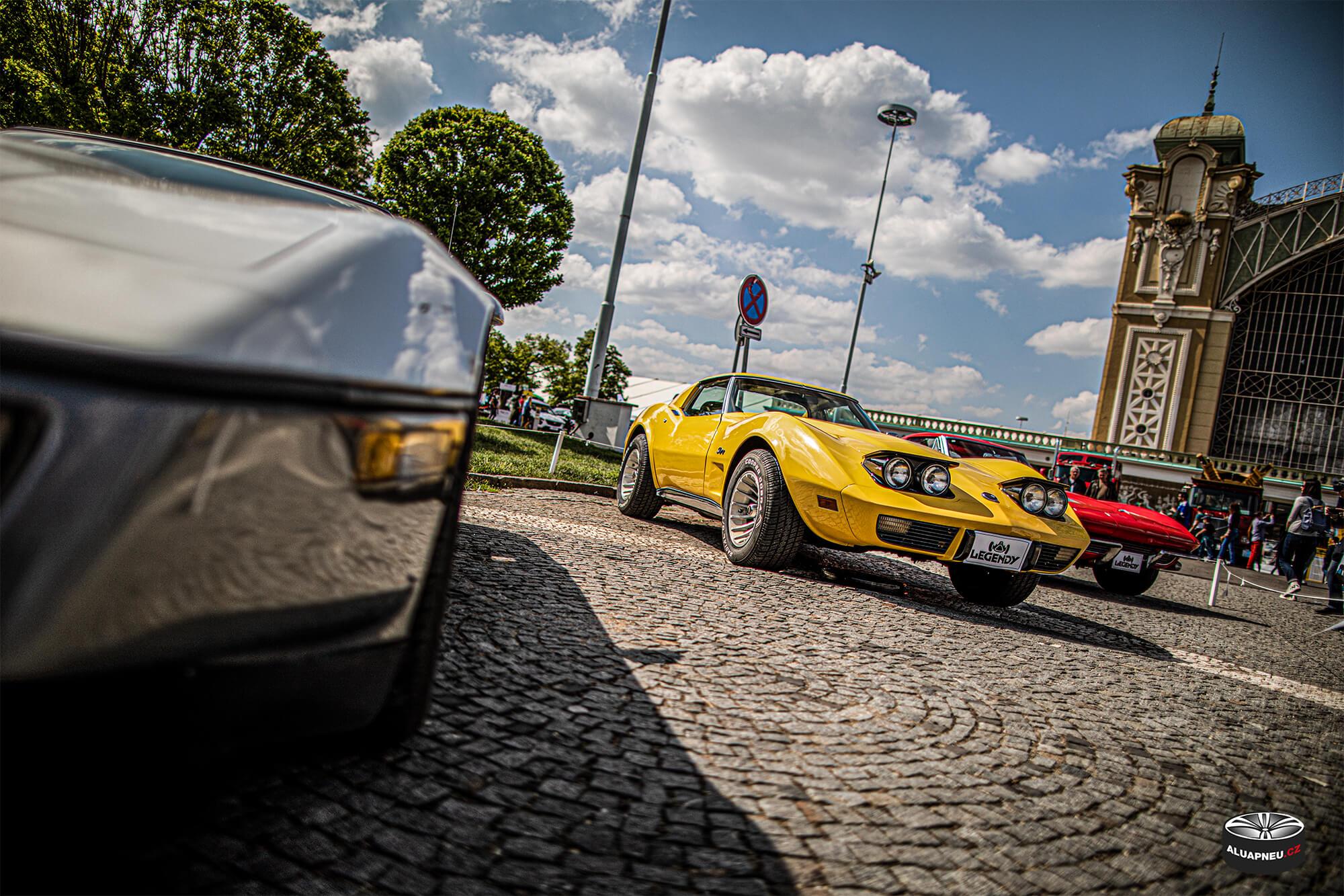 Corvette - Youngtimer - Legendy - www.aluapneu.cz