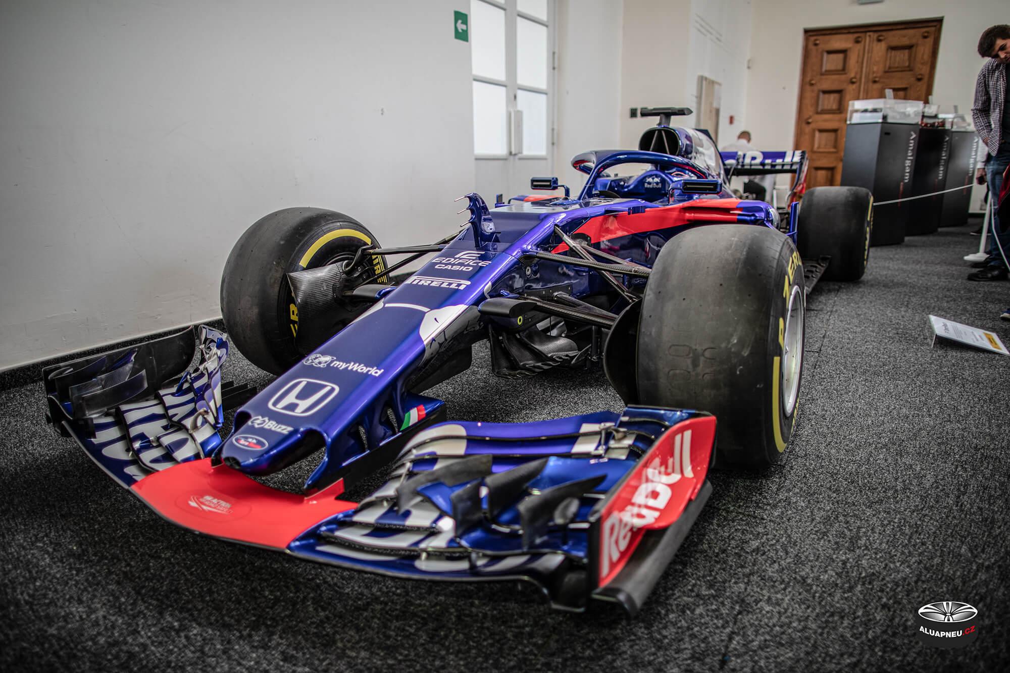 Formule F1 - Automobilové Legendy 2019 - www.aluapneu.cz