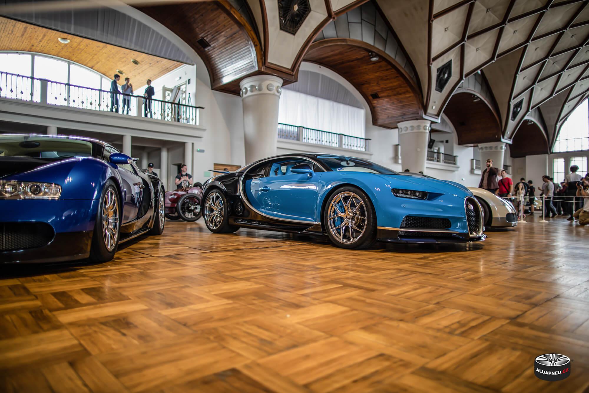 Bugatti - Automobilové Legendy 2019 - www.aluapneu.cz
