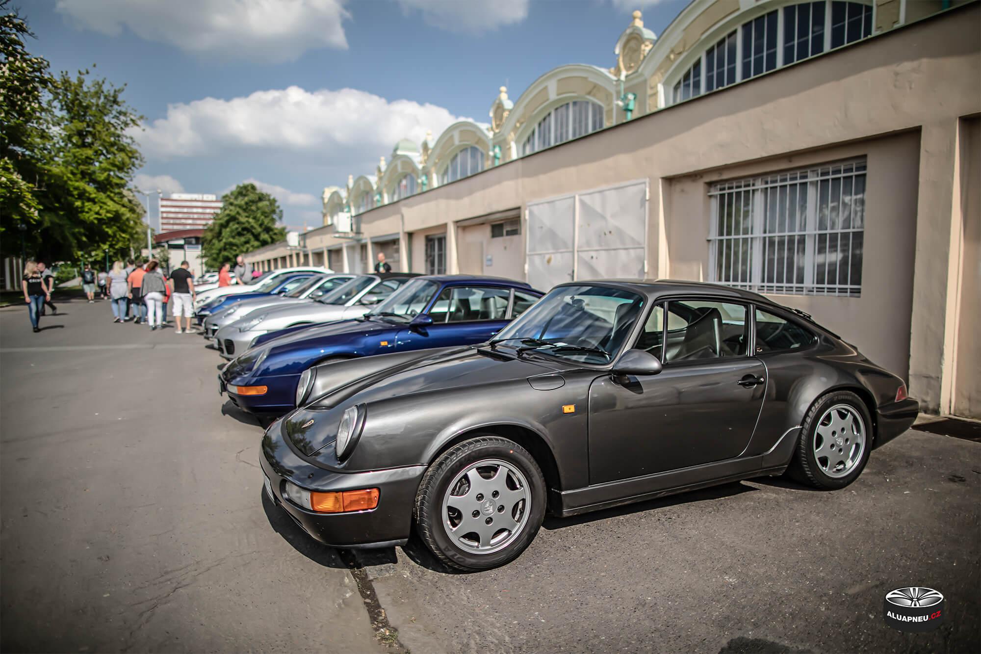 Originální elektrony Porsche - Youngtimer - www.aluapneu.cz