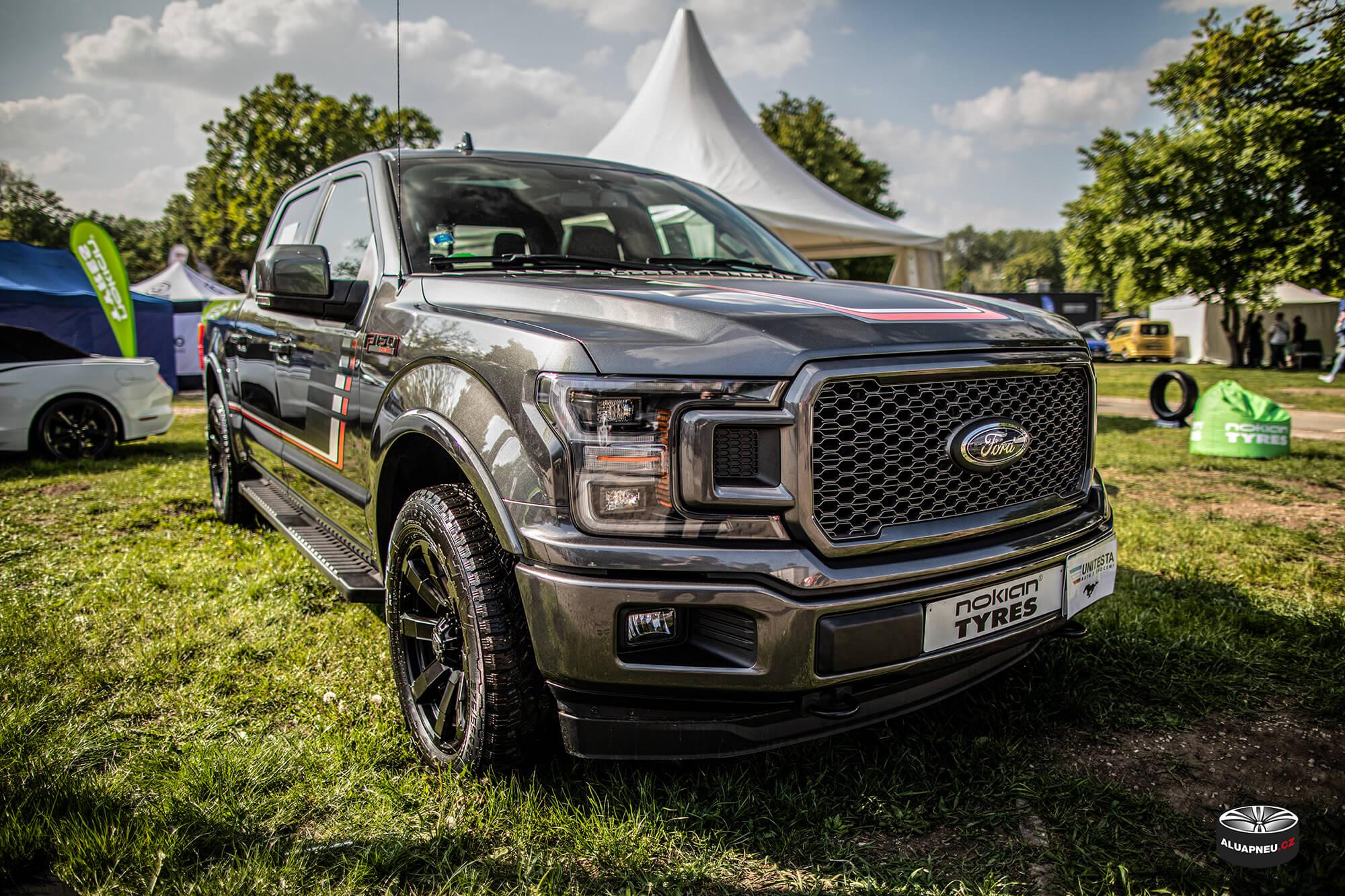 Off Road alu kola Ford - Automobilové Legendy 2019 - www.aluapneu.cz