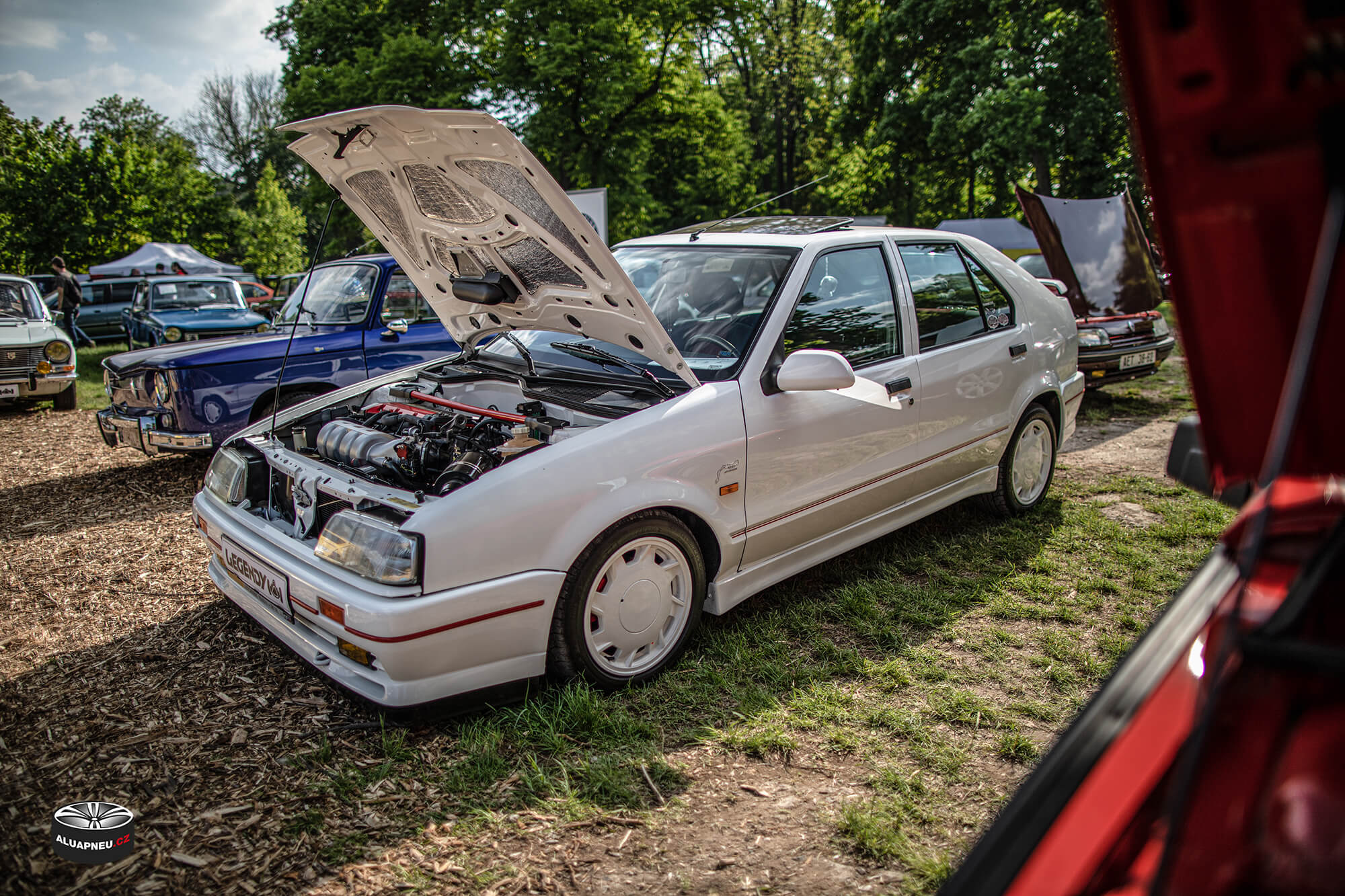 Alu kola originál Renault 19 1.8 16v - Youngtimer - www.aluapneu.cz