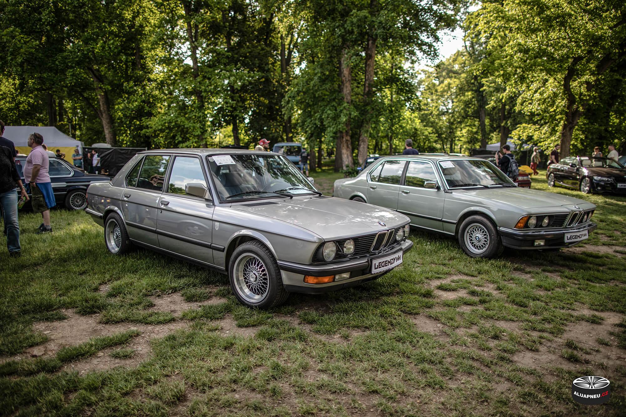 Original Bmw - Youngtimer - www.aluapneu.cz
