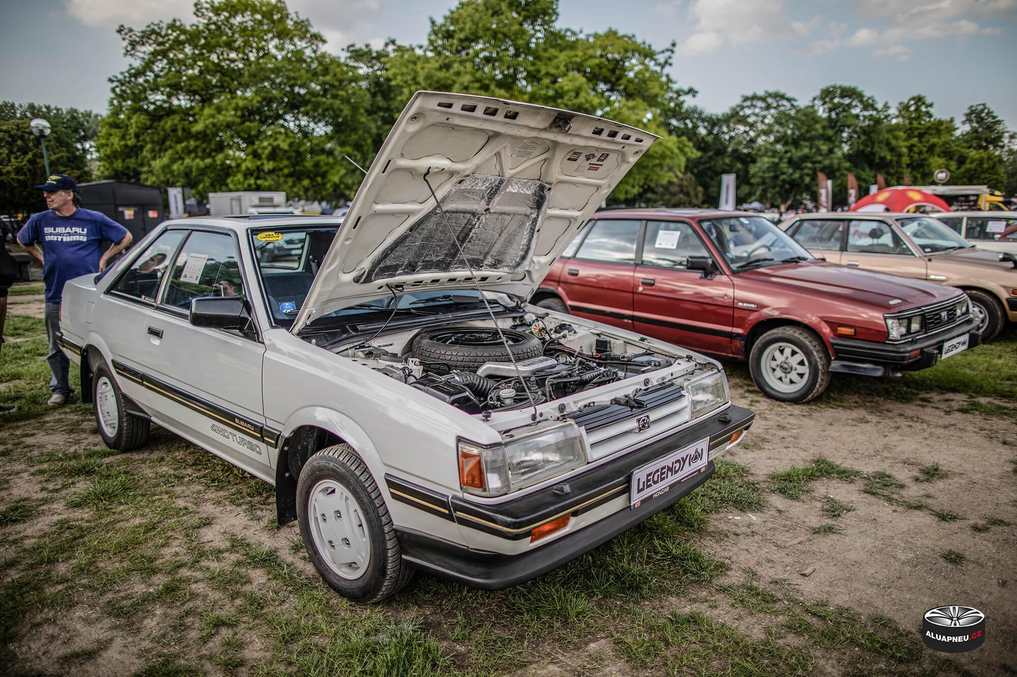 Subaru - Youngtimer - www.aluapneu.cz