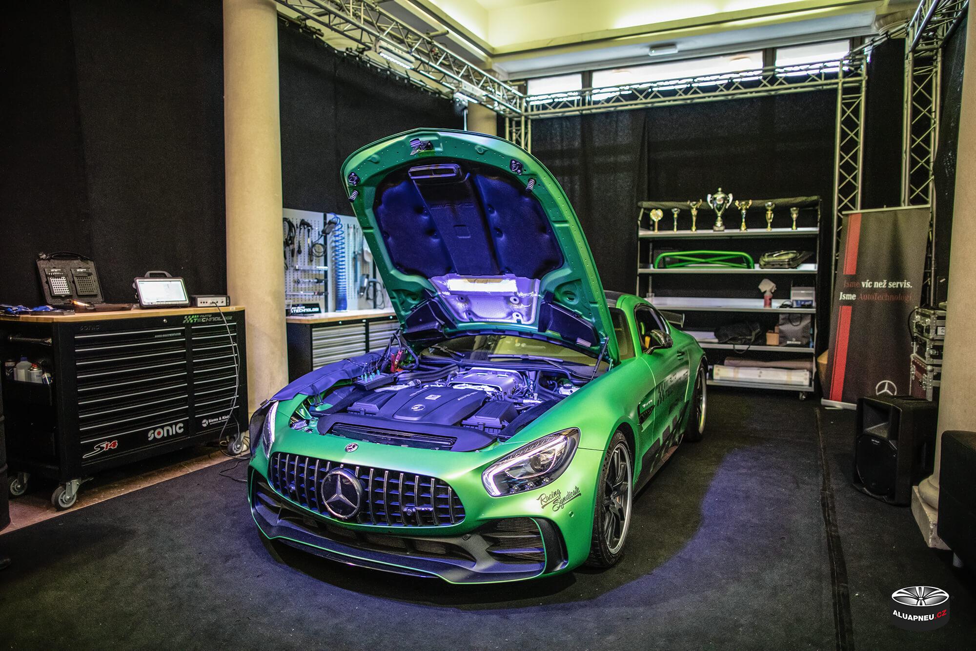 Amg Gtr Mercedes - Automobilové Legendy 2019 - www.aluapneu.cz