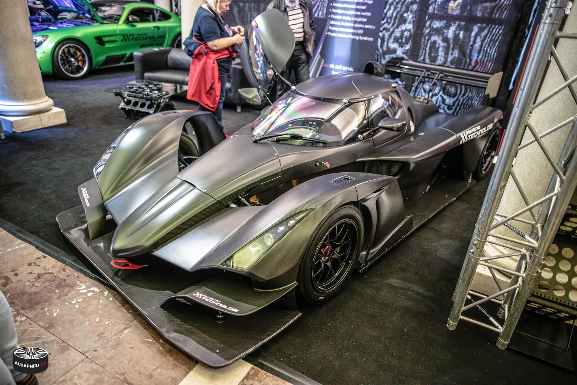 Racing - Automobilové Legendy 2019 - www.aluapneu.cz