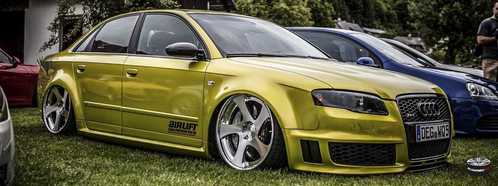 Alu kola Audi A4