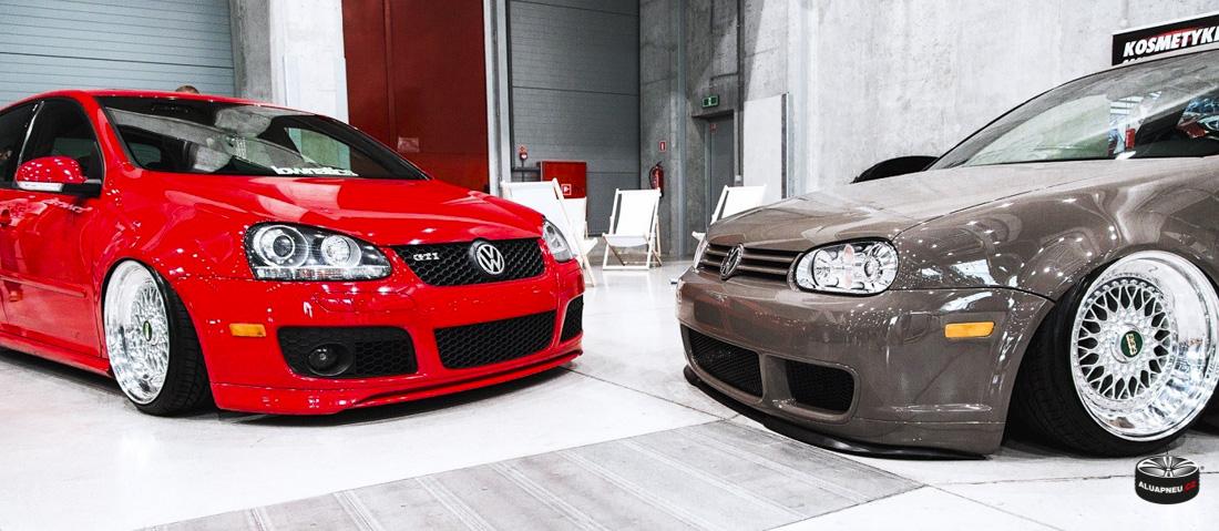 Disky Volkswagen golf