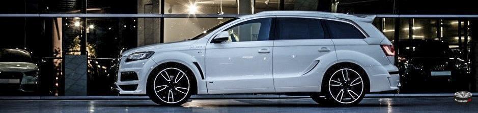 Alu kola Audi