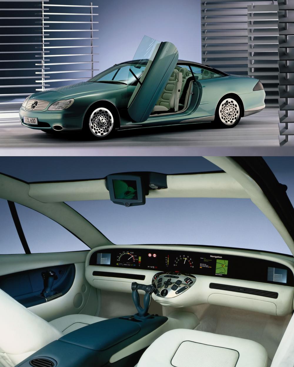 Mercedes Benz F200 Imagination