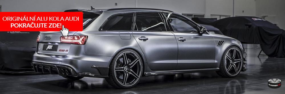 Alu kola Audi Original