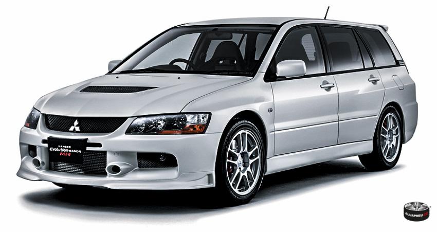 Alu kola Mitsubishi Lancer Evo Kombi