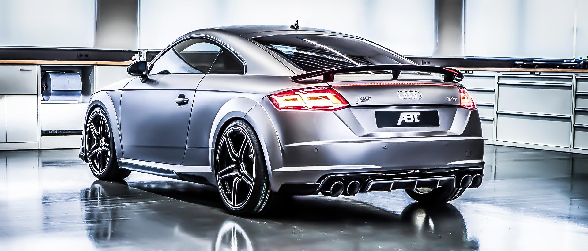 Alukola Abt Audi TT