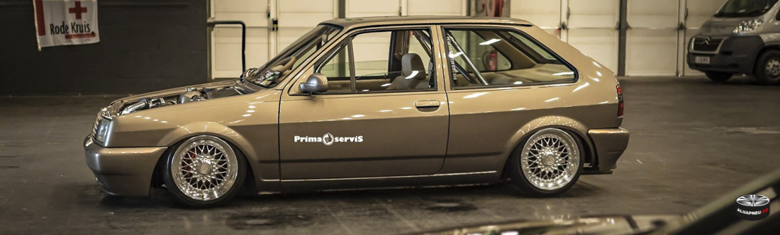 Alu kola Volkswagen Polo Prima servis