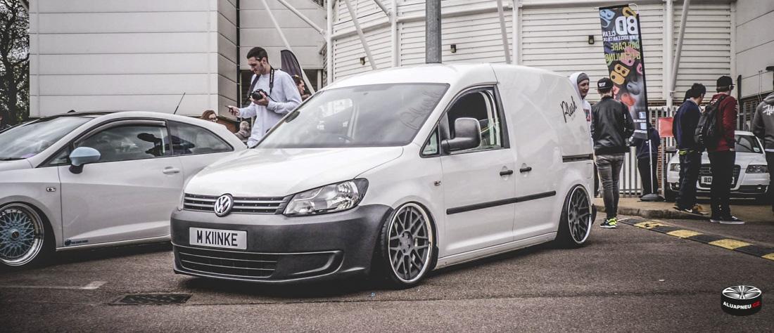 Alu kola Volkswagen Caddy