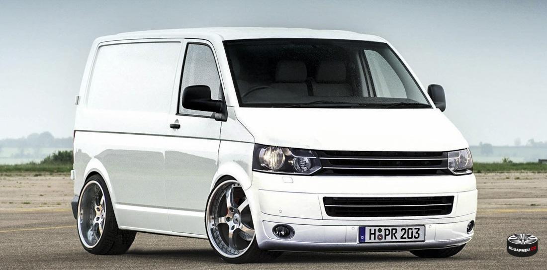 Alu kola Volkswagen Transoporter