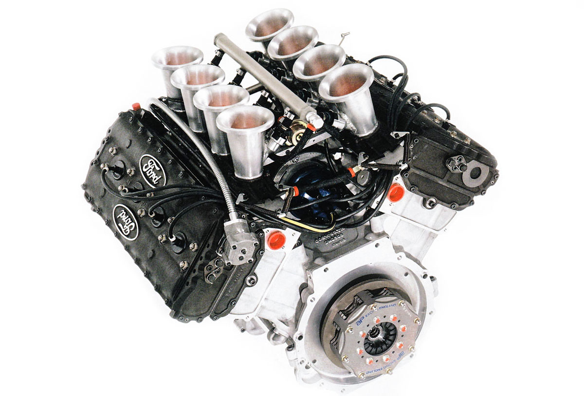 Ford F1 motor