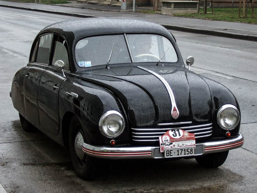 Škoda a Tatra