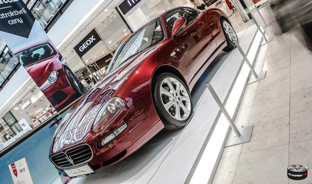 Alu kola Maserati
