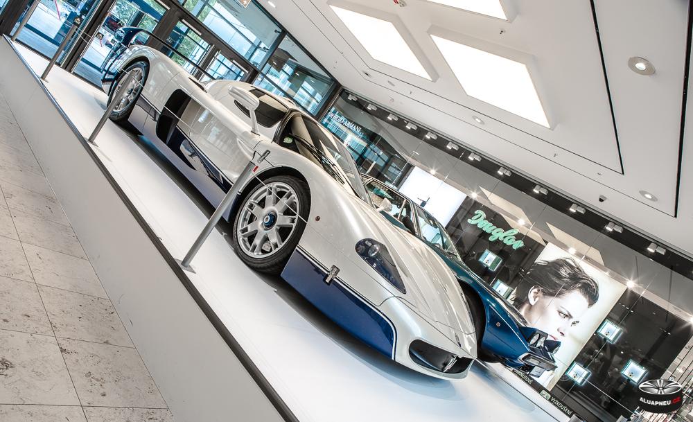 Elektrony Maserati
