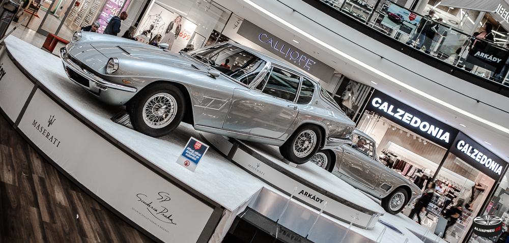 Litá kola Maserati