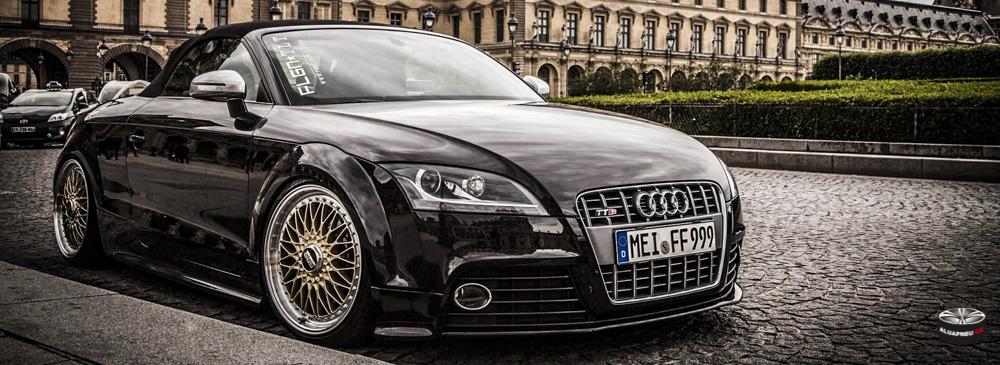 Alu kola Audi TT