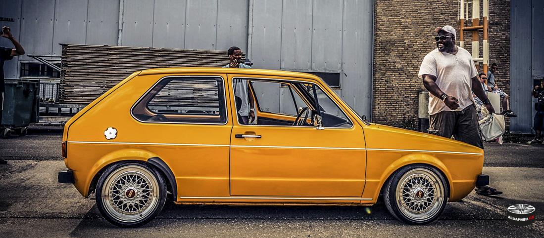Alu kola VW Golf