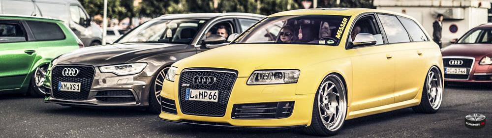 Alu kola Audi RS6