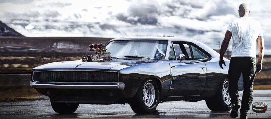 Alu kola Dodge Charger 1970