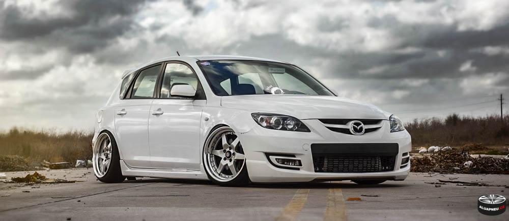 Alu kola  Mazda MPS