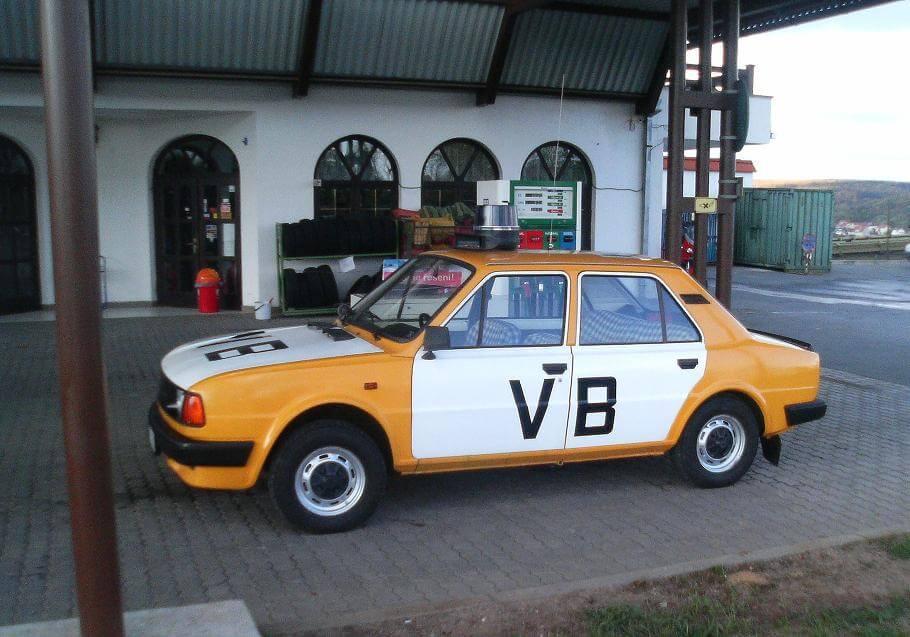 Alu kola ŠKODA VB