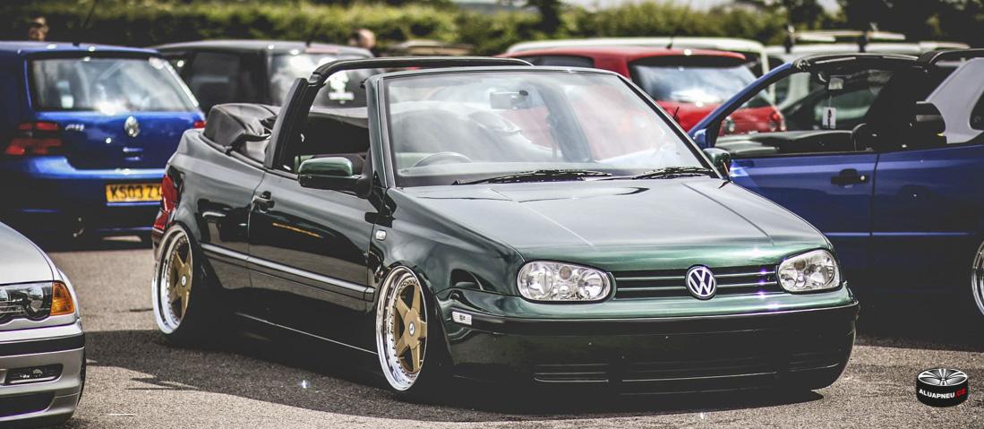 Alu kola Volkswagen Golf