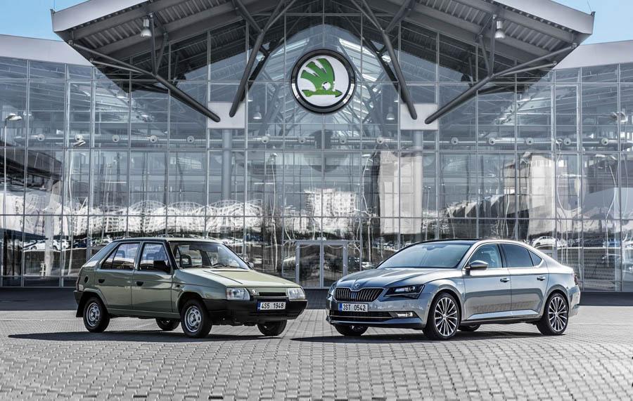 Škoda a Volkswagen