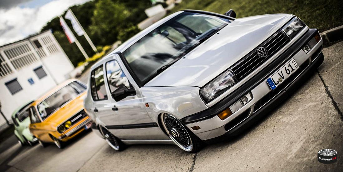 Alu kola VW Vento