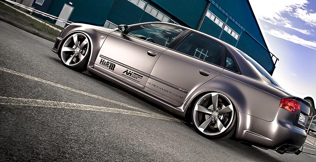 Originální alu kola Audi Rotor
