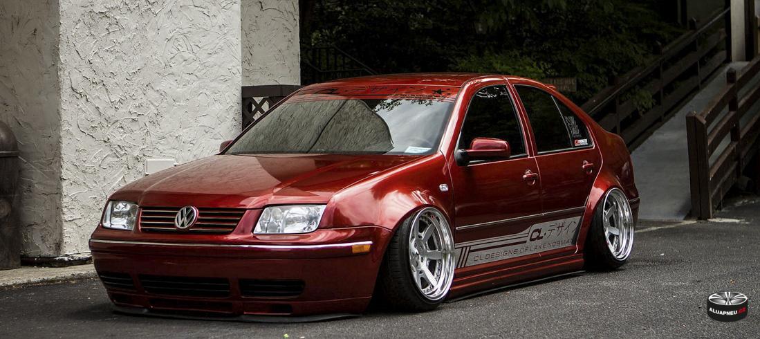 Alu kola VW Bora