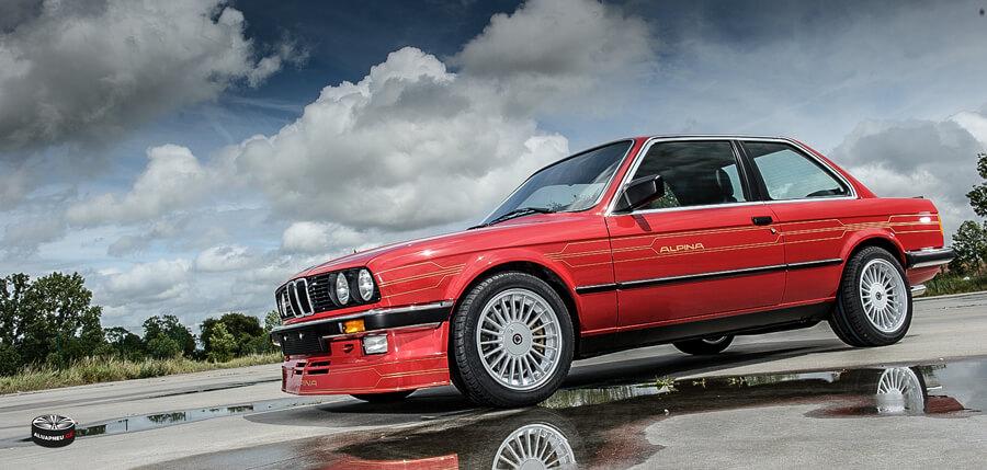 Barevné Elektrony BMW