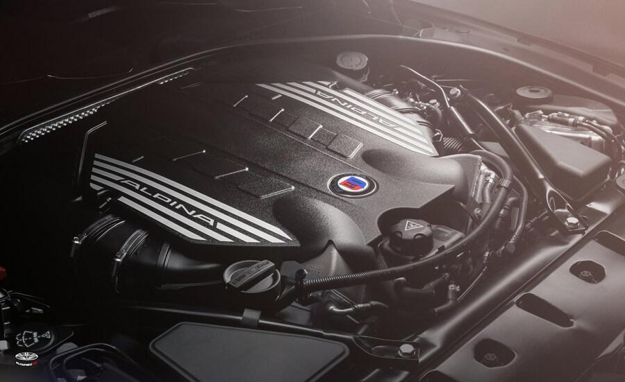 Elektrony BMW Alpina