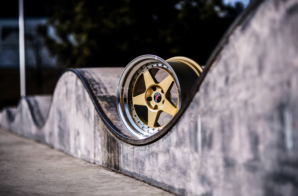 Alu kola JR wheels