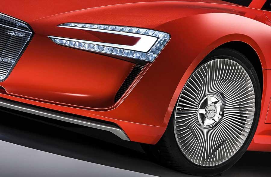 Alu kola Audi etron