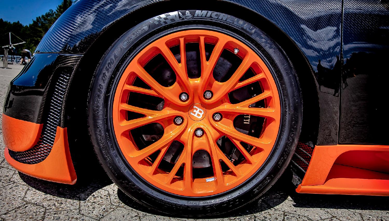 Alu kola Bugatti Veyron AluaPneu.cz